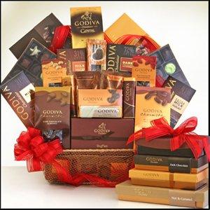 Epic Godiva Gourmet Gift Basket