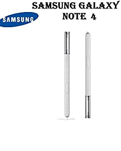 Original Samsung Galaxy Note 4 white Touch Stylus S Pen Replacement ~ USA