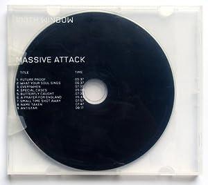 Massive attack 100th window pop up case music for 100th window vinyl