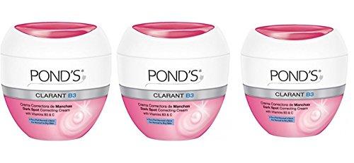 ponds-clarant-b3-dark-spot-moisturizer-travel-size-175-oz-jar-pack-of-3