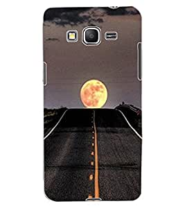 ColourCraft Beautiful Scenery Design Back Case Cover for SAMSUNG GALAXY GRAND PRIME G530H