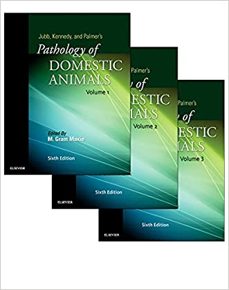 Jubb, Kennedy & Palmer's Pathology of Domestic Animals: 3-Volume Set, 6e