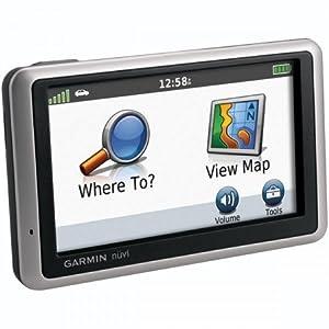 Amazon - Refurb. Garmin nuvi 1350T 4.3-inch GPS w/ Traffic - $84.99