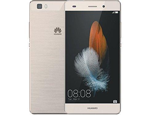 Huawei SIMフリースマートフォン P8 lite 16GB (Android 5.0/オクタコア/5.0inch/nano SIM/microSIM/デュアルSIMスロット) ゴールド ALE-L02-GOLDEN ALE-L02-GOLDEN