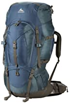 Gregory Deva 85 Backpacking Pack (Calistoga Blue,Small)