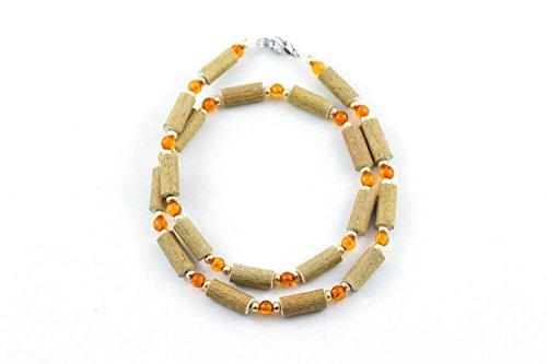Healing Hazel Hazelamber Women/Teens Necklace, Gold/Amber - 1