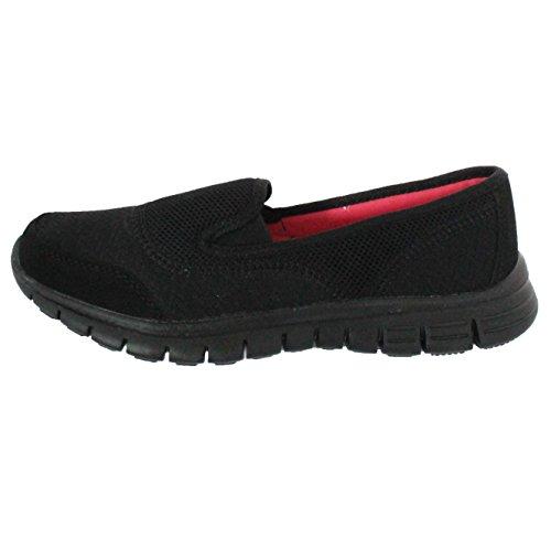 womens-go-walking-get-fit-trainers-sport-shoes-athletic-walk-shoes-sport-gym-dek-uk-6-black