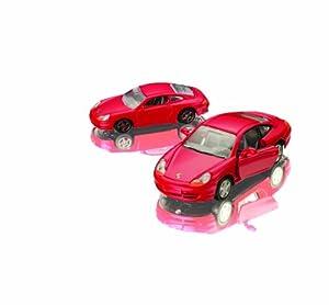 Sharper Image Porsche Die Cast Metal Cars