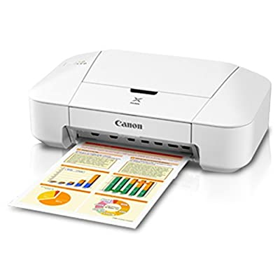 Canon IP2870 Colour Single-Function Inketjet Printer  (White)