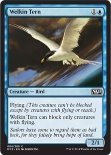 Magic: the Gathering - Welkin Tern (084/269) - Magic 2015 by Wizards of the Coast