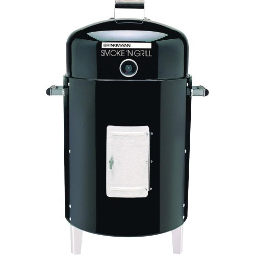 Brinkmann 810-5301-C Smoke-N-Grill Charcoal Smoker and Grill