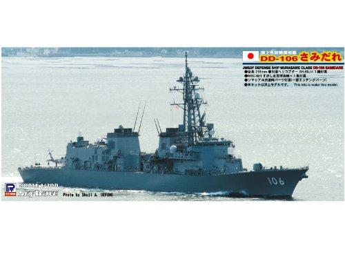 ピットロード 1/700 海上自衛隊 むらさめ型 護衛艦 DD-106 さみだれ J39