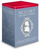 Mozart : Les grands opéras.