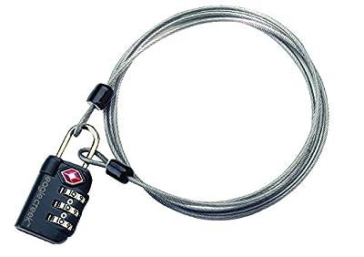 Schloss TSA Diallock & Cable