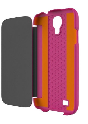 Tech21 D3O Impact Snap with Cover for Samsung Galaxy S4 - Pink