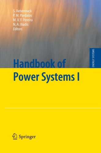Handbook of Power Systems I (Energy Systems)