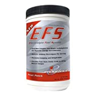 First Endurance Electrolyte Fuel System EFS Drink - 750g Canister (Fruit Punch)