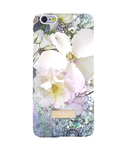 Ted Baker - Custodia rigida posteriore Soft-Feel per iPhone 6 / 6S Apple - MALISSA