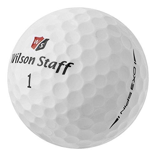 PearlGolf 50 Wilson DX3 Spin 2015 - Pearl Selection - AAAAA - Lakeballs - gebrauchte Golfbälle