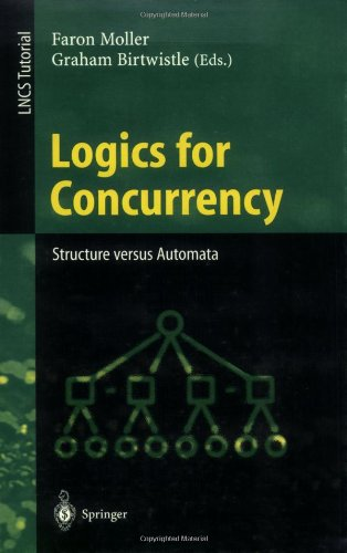 Logics for Concurrency - Structure versus Automata, 8 conf