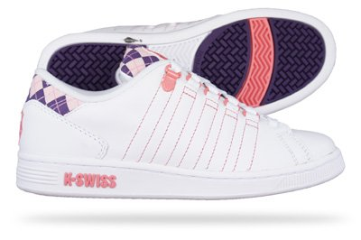 8a327076a60 New K Swiss Lozan II Tongue Twister Womens sneakers - White - SIZE US 5