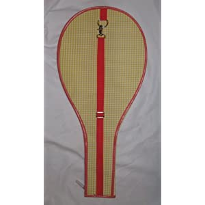 Full-Length Tennis Racquet Cover