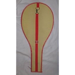Full-Length Tennis Racquet Cover