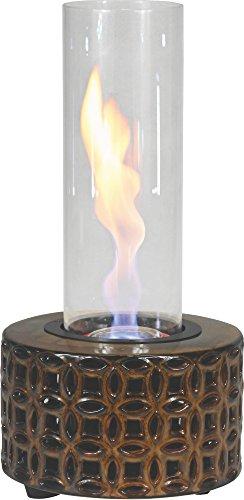 outdoozie-hurriflame-sierra-vortex-table-top-outdoor-lantern-burnt-sienna