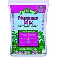 Waupaca Materials WGM03202 Nursery Mix Potting Soil-20 QT NURSERY MIX