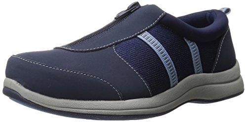 easy-spirit-delilah-donna-us-7-blu-larga-scarpa-de-passeggio