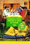 Guide National des Chambres Et Tables...