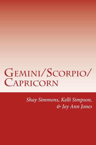 gemini-scorpio-capricorn-english-edition