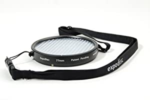 ExpoImaging ExpoDisc 77mm Digital White Balance Filter - Neutral