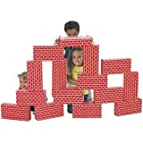 ImagiBRICKS Giant Building Blocks (16 Pieces)