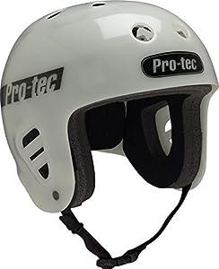 Protec Fullcut Glow Large Helmet Skate Helmets by Pro Tec