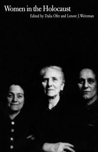 women in the holocaust Well-written holocaust books the story of the woman who helped to hide the frank family by does anyone else have an issue with holocaust-denial books being.