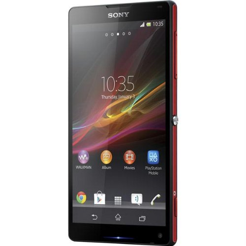 Sony-Xperia-ZL-LTE-C6506-Unlocked-Android-Phone-US-Warranty-Red-