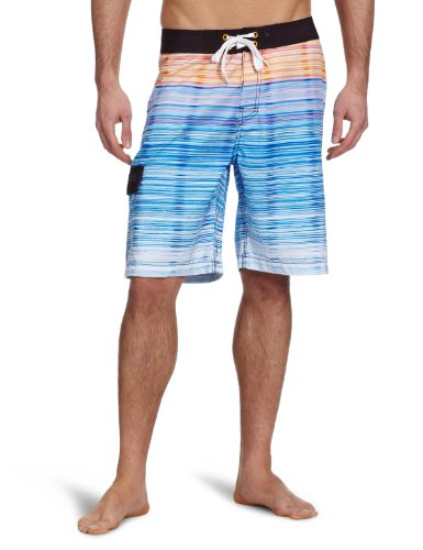 Rip Curl Mercury Board Men's Shorts Blue W36 IN