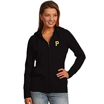 Antigua Pittsburgh Pirates Women's Signature Hooded Jacket
