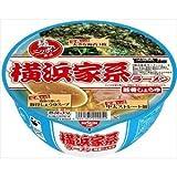 日清食品 麺ニッポン 横浜家系ラーメン 120g×12個入