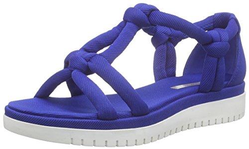 Calvin Klein JeansDeva - Sandali Donna , Blu (Bleu (Rbl)), 41