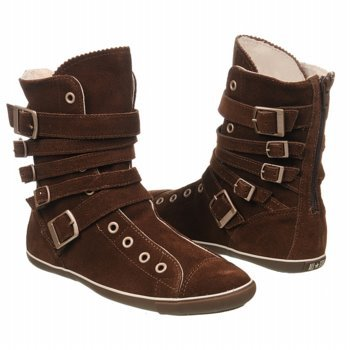 c7e6b0cf7e976d Converse Women s All Star Light Multi Strap X Hi Boot Dark Earth 11 B US