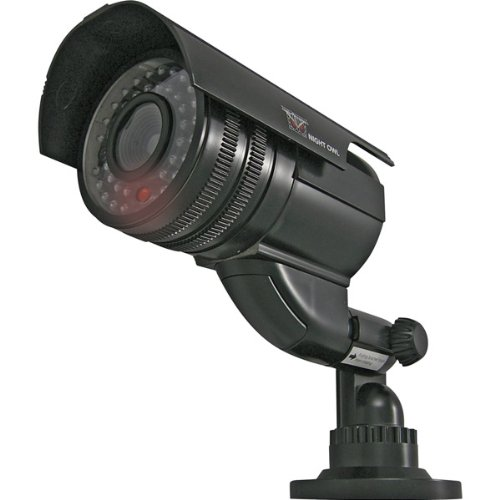 Decoy Black Bullet Camera With Flashing Led Light Decoy Black Bullet Camera With Flashing Led Light