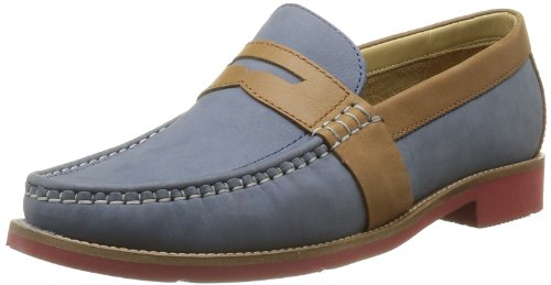 Rockport Mens CAMRAN ROYAL BLUE Casual Blue Blau (BLUE) Size: 45