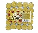 Prices Tea Lights (25 x Citronella) (2)