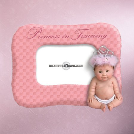 princess-in-training-baby-doll-accented-wall-or-self-standing-picture-frame-hold-4-x-6-inch-photo