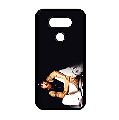 Singer Eminem Pattern for LG G5 Skin Case