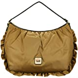 Love Moschino Pleated Hobo Bag