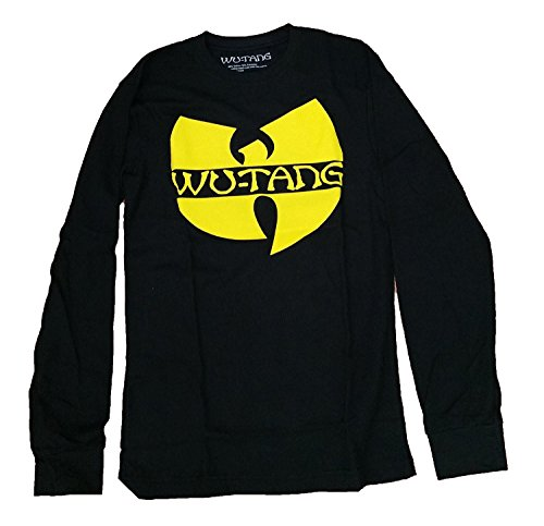 Wu Tang Clan Thermal Graphic T-Shirt - Large (Wu Tang Clan Thermal compare prices)