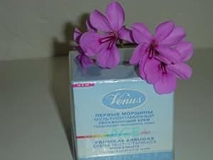 Venus First Wrinkles Moisturizing Multivitamin Cream - 1.7 fl. Oz.